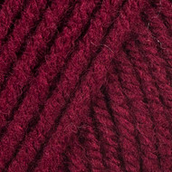 Red Heart Claret Comfort Chunky Yarn (5 - Bulky)