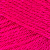 Red Heart Very Pink Soft Yarn - Small Ball (4 - Medium)