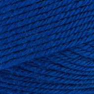 Red Heart Royal Blue Soft Yarn - Small Ball (4 - Medium)