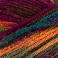 Red Heart Jeweltone Soft Yarn (4 - Medium)