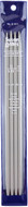 """Susan Bates Quicksilver 4-Pack 10"""" Double Point Knitting Needles (Size US  10)"""