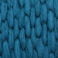 Patons Tetra Teal Cobbles Yarn (6 - Super Bulky)