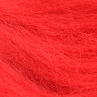Clover Red Color Felting Wool (Small)