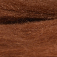 Clover Brown Color Felting Wool (Small)