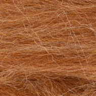 Clover Caramel Color Felting Wool (Small)