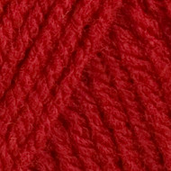 Red Heart Yarn Cherry Red Super Saver Yarn