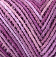 Red Heart Purple Tones Super Saver Yarn (4 - Medium)