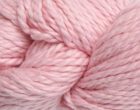 Blue Sky Fibers (Aka Blue Sky Alpaca) Pink Parfait Organic Cotton Worsted Yarn (4 - Medium)