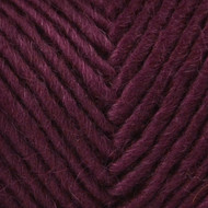 Brown Sheep Plum Smoke Lamb's Pride Worsted Yarn (4 - Medium)