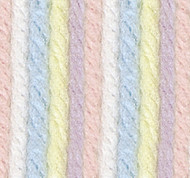 Phentex Sweet Summer Ombre Worsted Yarn (4 - Medium)