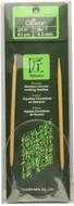 "Clover Tools Takumi Bamboo 24"" Circular Knitting Needle (Size US 7 - 4.5 mm)"