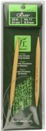 "Clover Tools Takumi Bamboo 24"" Circular Knitting Needle (Size US 11 - 8 mm)"