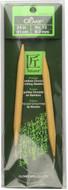 "Clover Tools Takumi Bamboo 24"" Circular Knitting Needle (Size US 13 - 9 mm)"
