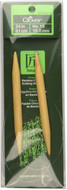 "Clover Tools Takumi Bamboo 24"" Circular Knitting Needle (Size US 15 - 10 mm)"