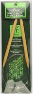 "Clover Tools Takumi Bamboo 36"" Circular Knitting Needle (Size US 11 - 8 mm)"