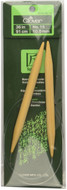 "Clover Tools Takumi Bamboo 36"" Circular Knitting Needle (Size US 15 - 10 mm)"