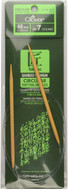 "Clover Tools Takumi Bamboo 48"" Circular Knitting Needle (Size US 7 - 4.5 mm)"