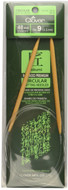 "Clover Tools Takumi Bamboo 48"" Circular Knitting Needle (Size US 9 - 5.5 mm)"