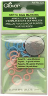 Clover Tools 30-Pack Ring Markers
