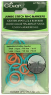 Clover Tools 20-Pack Jumbo Ring Markers