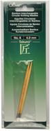 Clover Tools Takumi Bamboo Interchangeable Circular Knitting Needles (Size US 6 - 4 mm)