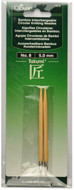 Clover Tools Takumi Bamboo Interchangeable Circular Knitting Needles (Size US 8 - 5 mm)