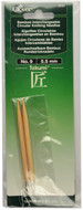 Clover Tools Takumi Bamboo Interchangeable Circular Knitting Needles (Size US 9 - 5.5 mm)