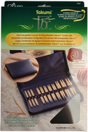 Clover Tools Interchangeable Circular Knitting Needles - Takumi Combo Set