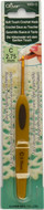 Clover Tools Soft Touch Crochet Hook (Size US C-2 - 2.75 mm)