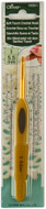 Clover Tools Soft Touch Crochet Hook (Size US I-9 - 5.5 mm)