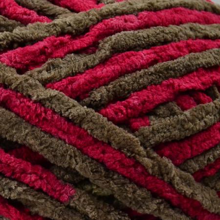 Bernat Raspberry Trifle Blanket Yarn - Big Ball (6 - Super Bulky)