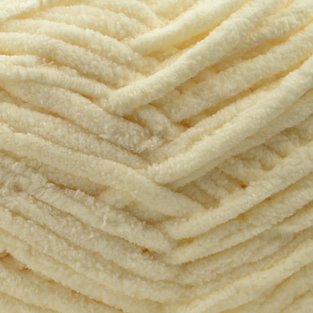 Bernat Vintage White Blanket Yarn (6 - Super Bulky)