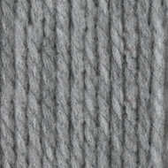 Bernat Grey Heather Softee Chunky Yarn (6 - Super Bulky)