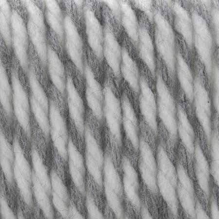 Bernat Grey Ragg Softee Chunky Yarn (6 - Super Bulky)
