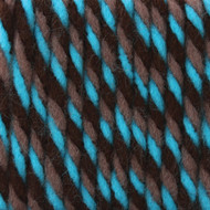 Bernat Teal Twists Softee Chunky Yarn (6 - Super Bulky)