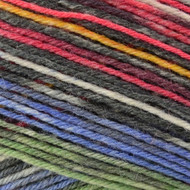 Opal Railroad Romance My Sock Design Yarn (1 - Super Fine)