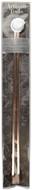 "Boye Artisan Tools 2-Pack 14"" Single Point Aluminium Square Knitting Needles (Size US 10 - 6 mm)"