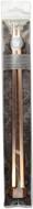 "Boye Artisan Tools 2-Pack 14"" Single Point Aluminium Square Knitting Needles (Size US 15 - 10 mm)"