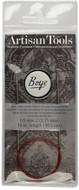 "Boye Artisan Tools 16"" Nickel-Plated Circular Knitting Needle (Size US 2 - 2.75 mm)"