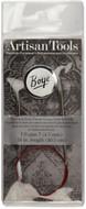 "Boye Artisan Tools 16"" Nickel-Plated Circular Knitting Needle (Size US 7 - 4.5 mm)"