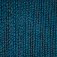 Bernat Teal Satin Yarn (4 - Medium)