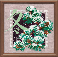 Riolis Cross Stitch Japanese Tree Cross Stitch Kit