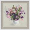 Riolis Cross Stitch Flower Bouquet Cross Stitch Kit
