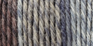 Patons Blue Brown Marl Kroy Socks Yarn (1 - Super Fine)
