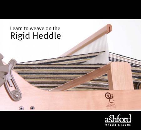 Ashford Learn To Weave On Rigid Heddle Loom