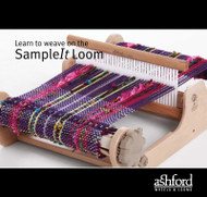 Ashford Learn To Weave On The Sample-It Loom