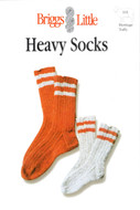 Heavy Socks Briggs & Little Pattern
