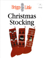 Christmas Stocking Briggs & Little Pattern