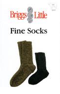Fine Socks Briggs & Little Pattern