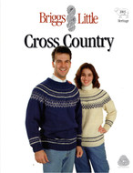 Cross Country Briggs & Little Pattern